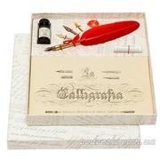 Винтажные подарочные наборы для каллиграфии Италия